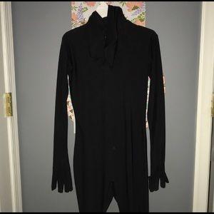 BEAUTIFUL Black Morph Suit